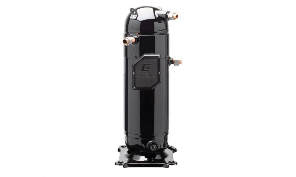 Emerson Copeland CO2 transcritical scroll compressor ZTW