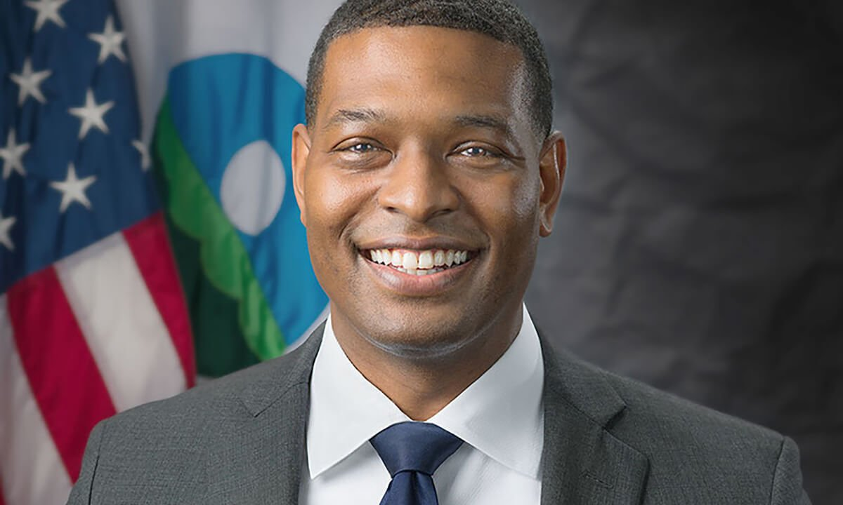 EPA Administrator Michael Regan