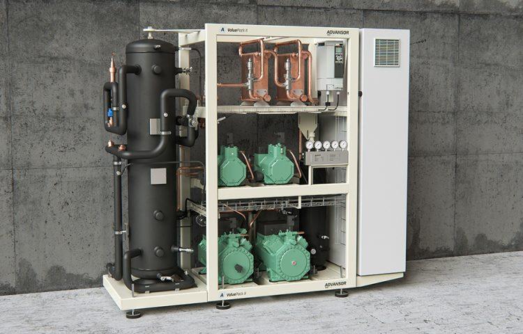 Advansor ValuePack II machine room